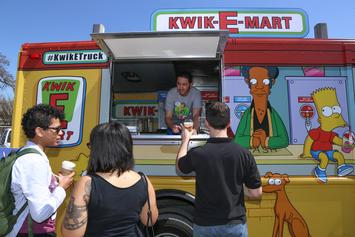 """Kwik-E-Mart From """"The Simpsons"""" Becomes A Reality In Myrtle Beach"""