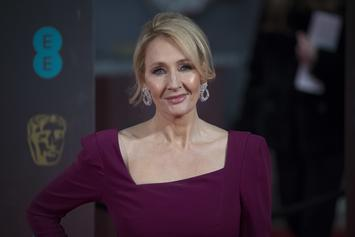 "J.K. Rowling Hilariously Trolls Donald Trump's Latest ""Fake News"" Tweet"