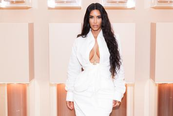 "Kim Kardashian Swears She's ""Not A Diva"" On Set"