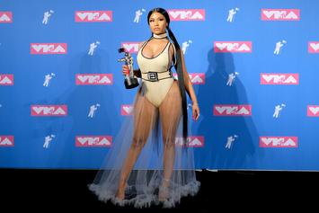 "Nicki Minaj Names Her Latest Victim Running For ""C*ck Sucka Of The Day"""