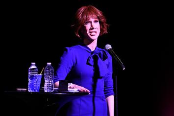 Kathy Griffin Dances Topless To Celebrate Manafort & Cohen Verdict