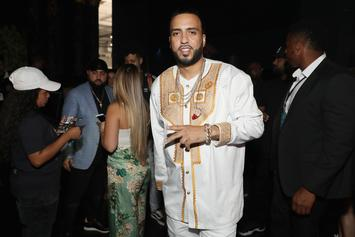 """French Montana Donating All Proceeds From """"Famous"""" Remix To Uganda Hospital"""