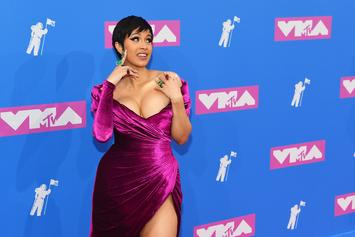 Cardi B Defends Her Nude Photo, Talks Image, Taxes, & More: Watch