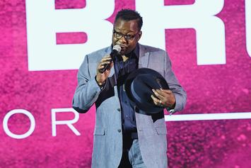 "Bobby Brown Warns ""Ignorant"" Kanye: ""As Long As He Stays Clear Of Me"""