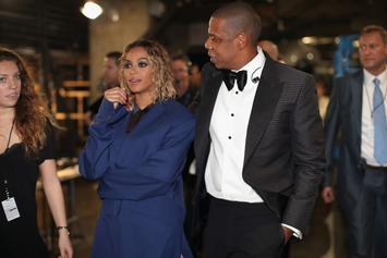 Fan Charged With Battery After Rushing Stage At Jay-Z & Beyonce Concert