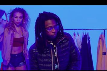 "Nef The Pharaoh Is Surrounded By Women In The ""Boostin"" Video"