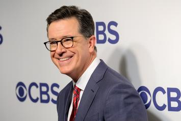 """Stephen Colbert Compares Chance The Rapper's """"Favorite Song"""" To """"Lord Of The Rings"""""""