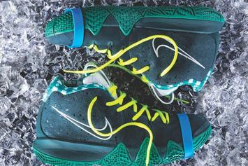 "Concepts x Nike Kyrie 4 ""Green Lobster"" Rumored To Release Soon"
