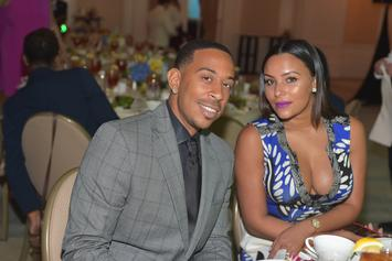 """Ludacris Shares An Appreciation Post For His """"Sexy Ass Wife"""""""