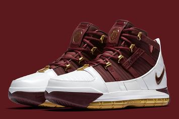 """Nike LeBron 3 """"Christ The King"""" Rumored To Release This Week"""