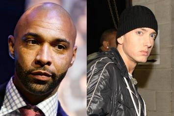 "Joe Budden To Eminem: ""I've Been Better Than You This Entire Fu*king Decade"""