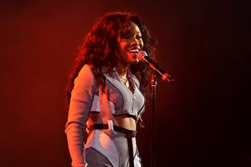 """SZA Teases That Her New Album """"A"""" Is Done"""