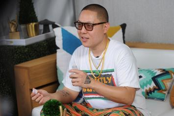 "Eddie Huang Returns To ""Hot Ones"" With Beast Mentality"