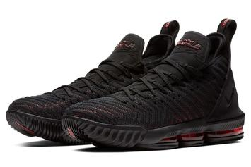 """Nike LeBron 16 """"Fresh Bred"""" Official Images & Release Details"""
