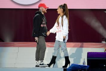 Ariana Grande Uploads Instagram Tribute To Mac Miller