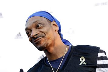 """Snoop Dogg To Star In Stoner Comedy """"The Beach Bum"""" With Matthew McConaughey"""