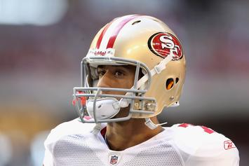 Colin Kaepernick Thanks Two Dolphins Players For Kneeling Via Twitter