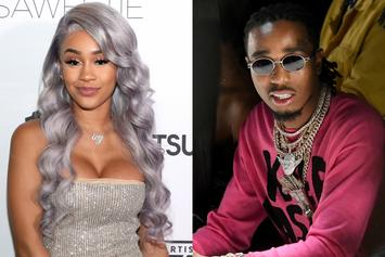 Quavo And Saweetie Are Reportedly Dating