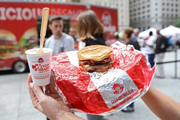 Wendy's Is Giving Out Free Burgers For The Month Of September