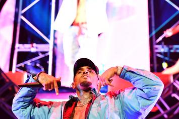 "Chris Brown Flexes Flashy Cars Amidst Child Support Battle: ""Thanos Send His Regards"""