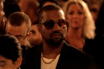 Kanye West Makes An Official Return To Instagram