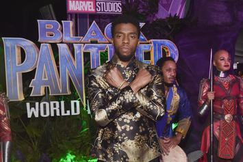 "Marvel Is Leading A ""Black Panther"" Oscar Campaign"