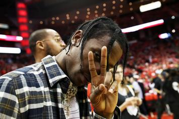 "Travis Scott Reportedly Launching New Brand ""S.P.A.C.E"""
