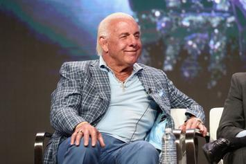 "Ric Flair Marries For The Fifth Time, Walks Down Aisle To ""Ric Flair Drip"""