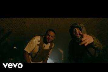 "Eminem Connects With Joyner Lucas In ""Lucky You"" Video"