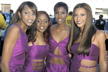 Beyonce & Former Destiny's Child Member LeToya Luckett Are Still Great Friends