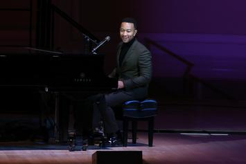 "John Legend Joins ""The Voice"" Season 16 As A Coach"