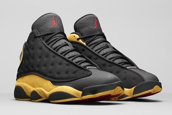 "Melo's Air Jordan 13 ""Class Of 2002"" No Longer Releasing In Men's Sizes Tomorrow"