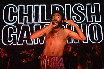Childish Gambino Debuts New Song In New York City