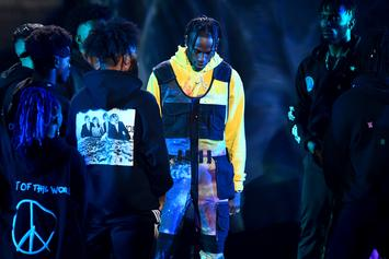 """Travis Scott On Frank Ocean After Cease & Desist Report: """"Someone I Call Family"""""""