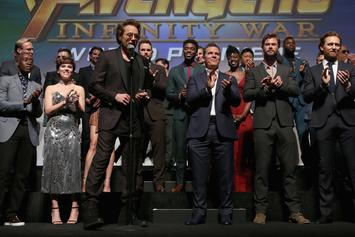 """Avengers 4"" Photo Has Fans Losing Their Minds Guessing The Movie's Title"
