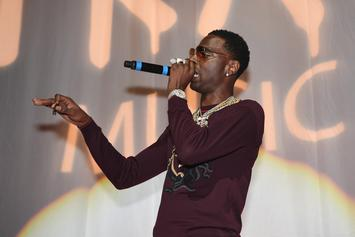 """Young Dolph Criticizes """"The Phoney Nature"""" Of Posthumous Praise In Hip Hop"""