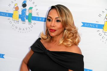 "Vivica A. Fox Talks Feud With Phaedra Parks & Why She Called Her A ""Toxic Trick"""