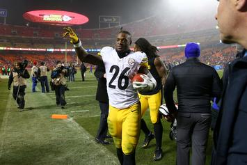 Pittsburgh Steelers Open Trade Talks With NFL Teams For Le'Veon Bell: Report