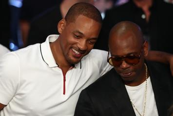 Will Smith Ponders A Presidential Run & Dave Chappelle Co-Signs As VP