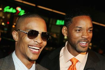 """T.I. Shares Special Shout Out To """"Big Bro"""" Will Smith On 50th Birthday"""