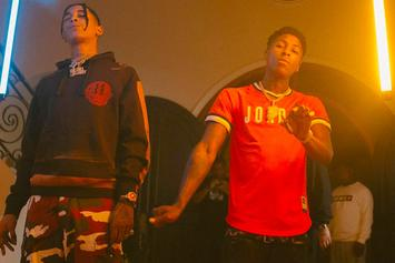 """Trill Sammy Drops Off New Video For """"3AM"""" With NBA Youngboy & Cashmere Cat"""