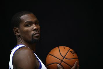 """Kevin Durant Is Living For New Young Thug: """"Ridiculously Good At Your Craft"""""""