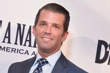 "Jimmy Kimmel Asks ""Could There Be A Dumber Thing To Be Than Donald Trump Jr?"""
