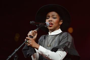 Lauryn Hill Postpones September Show To May Due To A Cold