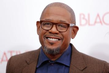 "Forest Whitaker Cast As Crime Boss Bumpy Johnson In ""Godfather Of Harlem"""