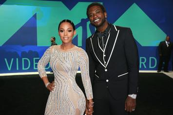 Gucci Mane And Keyshia Ka'oir Sport Designer Threads In Latest IG Post