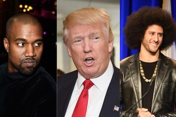 """Kanye West Has """"Been Calling"""" Colin Kaepernick For White House Meeting"""
