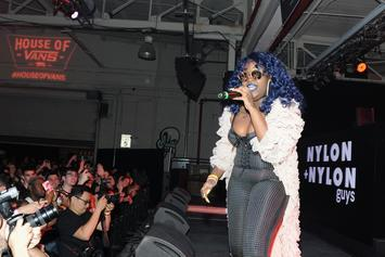 """CupcakKe Drops Out Of Tour With Iggy Azalea Due To """"Change Of Plans"""""""