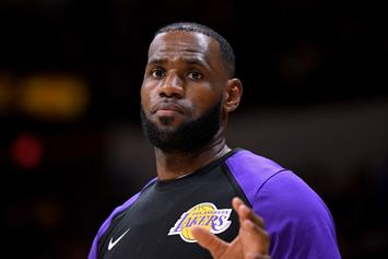 LeBron James Adds Armed Security At L.A. Home Following Burglary Plot