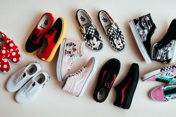 Disney x Vans Mickey Mouse Collection Now Available